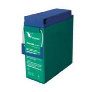 battery VRLA Vision CTA12-50X - 12V 50Ah